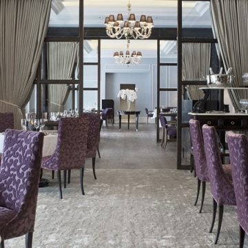 Marchal Restaurant, Hotel d'Angleterre
