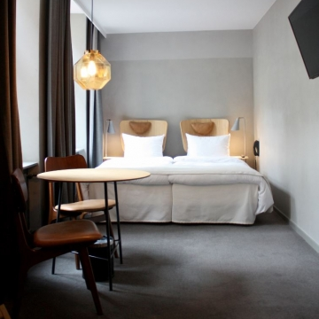 Junior Suite, Hotel SP34, Copenhagen