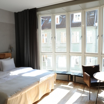 Superior Double, Hotel SP34, Copenhagen